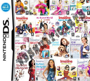 Imagin Mix Series  boxart